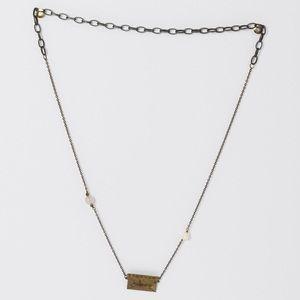 Handmade Envelope Necklace